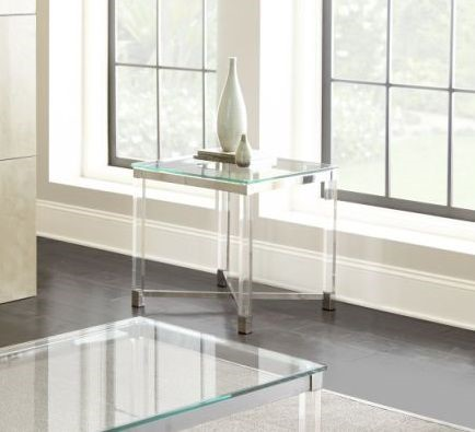 Steve Silver Talia End Table SSF-TL200E