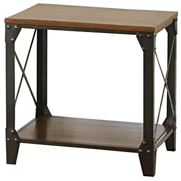 Steve Silver Winston Square End Table SSF-WN400E