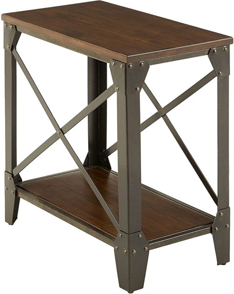 Steve Silver Winston Chairside End Table SSF-WN400EC