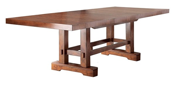 Steve Silver Zappa Cherry Wood Dining Table SSF-ZP700T