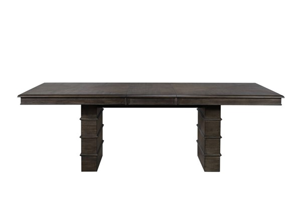 Sunset Trading Cali Brown Extendable Dining Table SST-DLU-CA113
