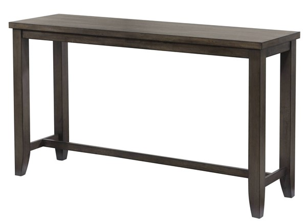 Sunset Trading Shades of Distressed Gray Small Pub Table SST-DLU-EL6518
