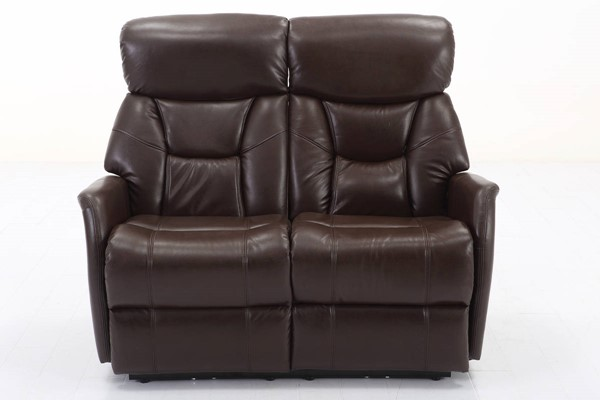 Sunset Trading Easy Living Bonn Angus Brown Dual Reclining Loveseats with USB SST-EL-9097L-LS-VAR