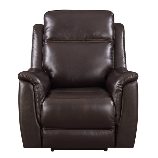 Sunset Trading Bryson Expresso Power Headrest and Lumbar Recliner SST-SU-BO1313-105