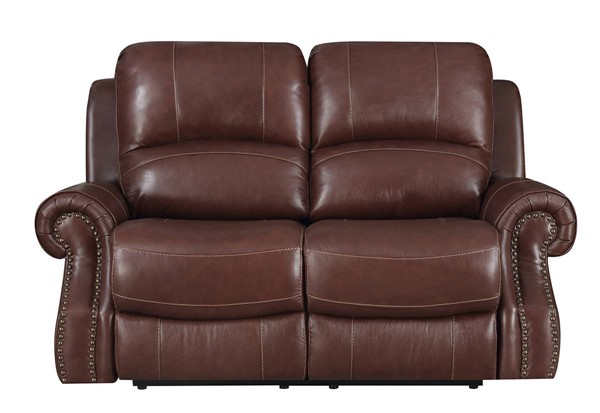 Sunset Trading Emerald Medium Brown Power Headrest Dual Reclining Loveseats SST-SU-EM119-205-LS-VAR