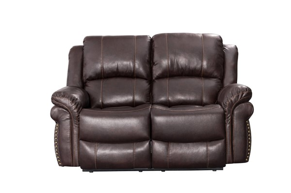 Sunset Trading Glorious Regal Brown Dual Reclining Loveseat SST-SU-GL-U9521L
