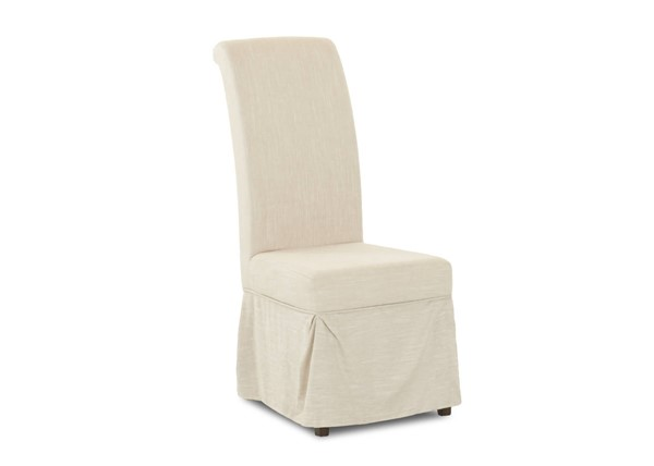 Sunset Trading Celestial Cream Off White Upholstered Chair SST-WP-5033-900