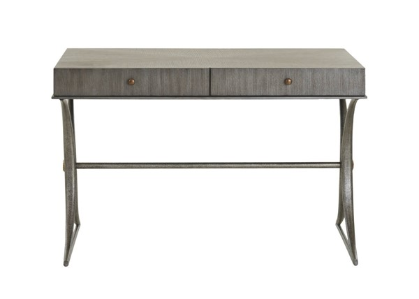 Sunset Trading Celestial Brown Gray Wood Drawers Desk SST-WP-5034-850