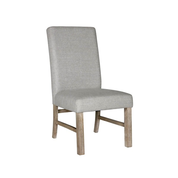2 Standard Furniture Jefferson Brown Upholstered Side Chairs STD-18164