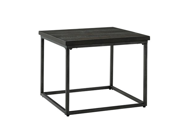 Standard Furniture Montvale Distressed End Table STD-20032
