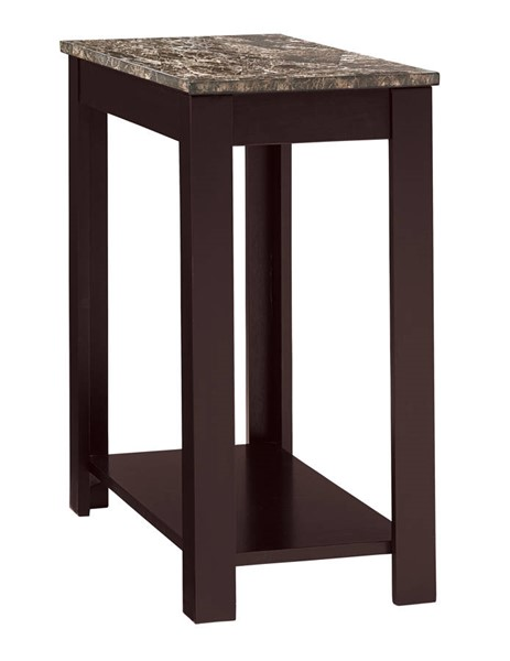 Standard Furniture Brown Chairside Table STD-21673