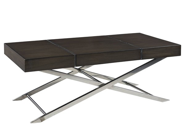 Standard Furniture Ava Smoky Brown Cocktail Table STD-28951
