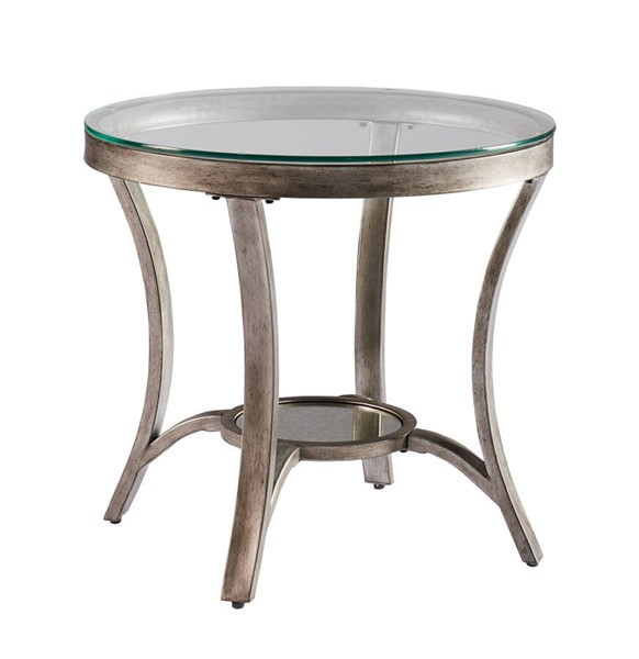 Standard Furniture Cole Champagne End Table STD-29302