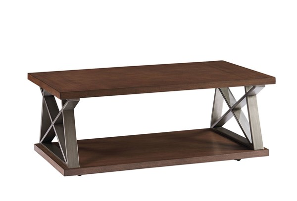 Standard Furniture Cumberland Smoky Brown Cocktail Table STD-29961