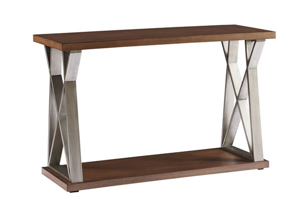 Standard Furniture Cumberland Smoky Brown Console Table STD-29966