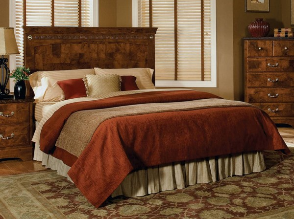 San Miguel Classic Oak Wood Full/Queen Panel Headboard STD-51101