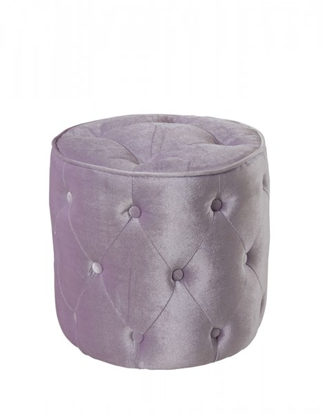 Young Parisian Transitional Lavender Fabric Solid Wood Ottomans STD-65191-93-94