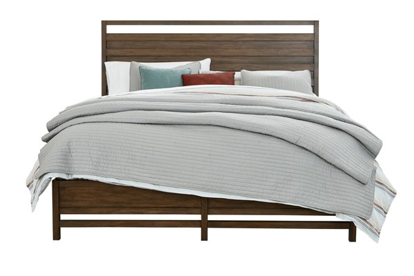 Standard Furniture Thomas Brown Panel Beds STD-8210-PBED-VAR