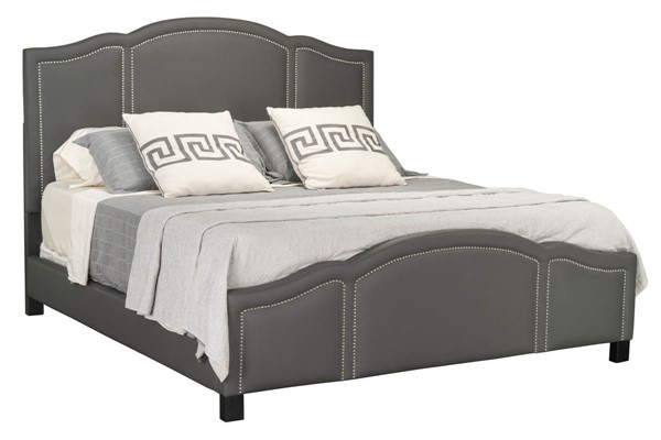 Standard Furniture Brentmore Grey Queen Panel Bed STD-83201-BED