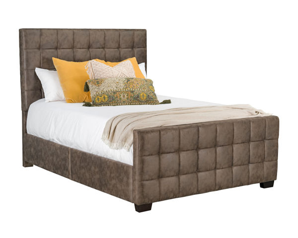 Standard Furniture Altura Brown King Bed STD-85961