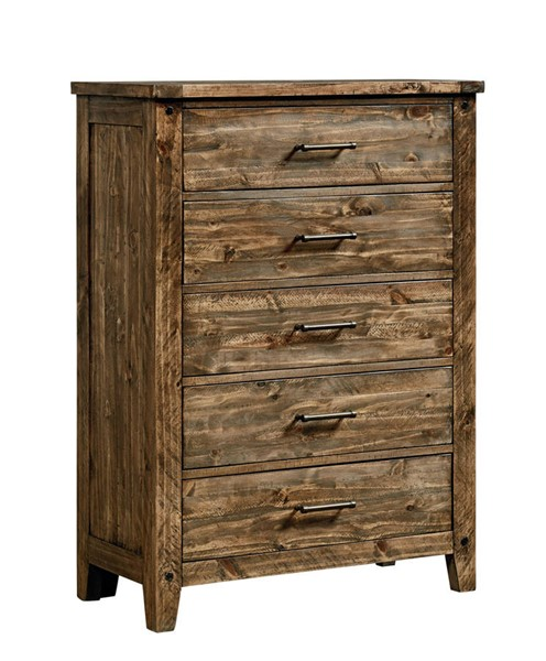 Standard Furniture Nelson Youth Brown Drawer Chest STD-90255
