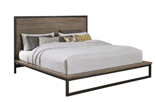 Standard Furniture Edgewood Platform Beds STD-9247-PLBED-VAR