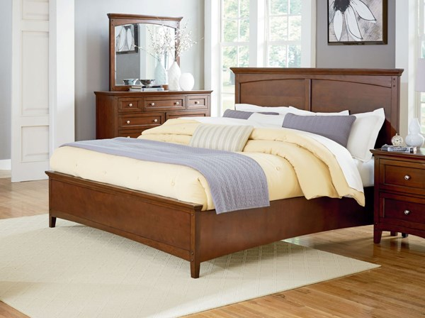 Standard Furniture Cooperstown Queen Storage Footboard/Slats STD-93803