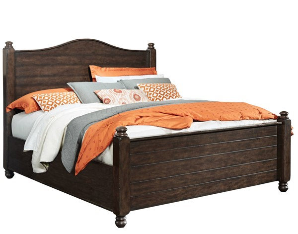 Standard Furniture Paisley Court King Poster Bed STD-9651-KPO-BED