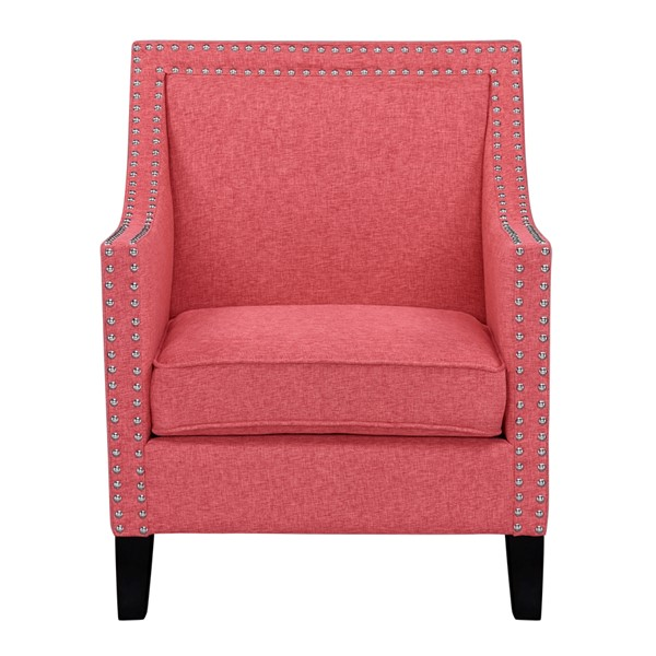 Standard Furniture Hailey Nectar Polyester Fabric Accent Chair STD-340122