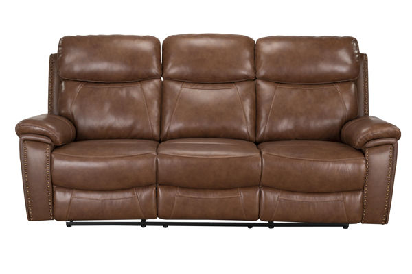 Standard Furniture Highlands Brown Power Reclining Sofa STD-4275594