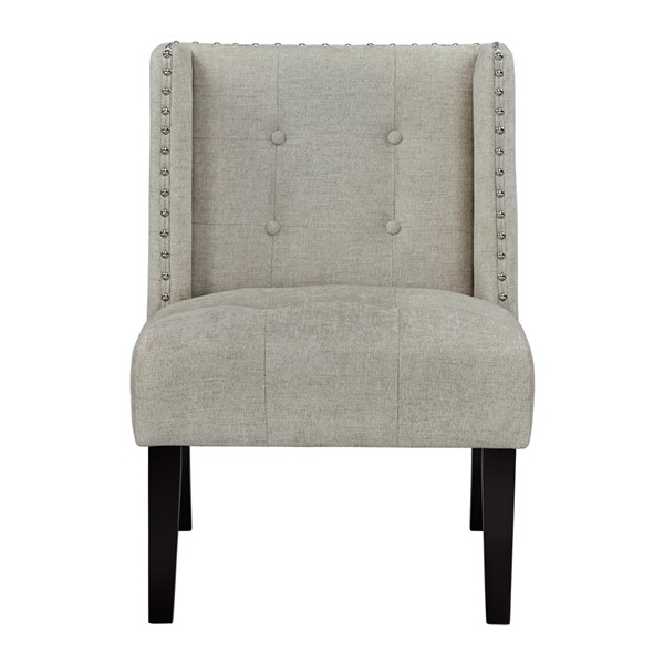 Standard Furniture Nora Linen Polyester Fabric Accent Chair STD-340183