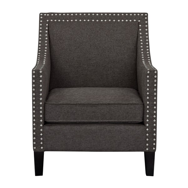 Standard Furniture Hailey Coffee Polyester Fabric Accent Chair STD-340129