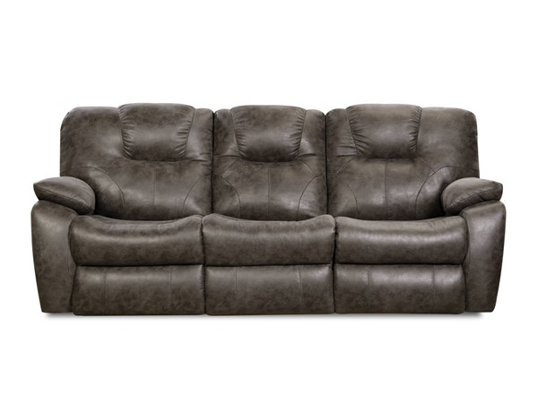 Southern Motion Avalon Grey Double Reclining Sofa STHN-83831-29909