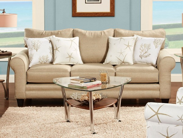 Southern Motion Vibrant Fabric Plywood Sofa STHN-1140-Vibrant-Linen-Sofa