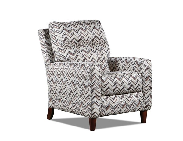 Southern Motion Bella Fabric Hi Leg Recliner The Classy Home