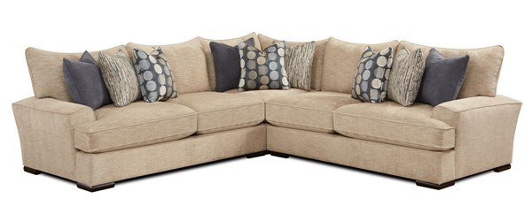 Southern Motion Handwoven Fabric Sectional STHN-200020012005-HNDWOV-SECT