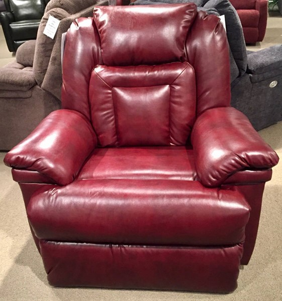 Southern Motion Big Kahua Cayenne Wall Hugger Power Recliner STHN-2191P-90642
