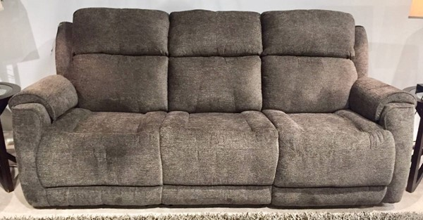 Southern Motion Safe Bet Brown Taupe Reclining Sofa STHN-757-31-176-17