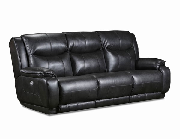 Southern Motion Velocity Grey Double Reclining Sofa STHN-875-61P-275-14