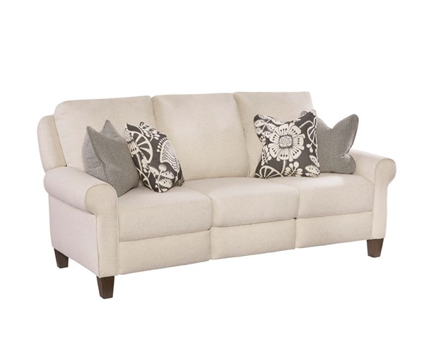 Southern Motion Dynasty Off White Power Headrest Reclining Sofa STHN-68962P211154031340014