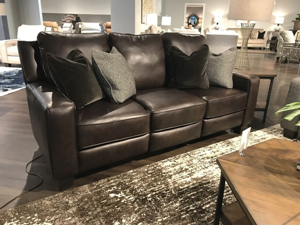 Southern Motion West End Brown Power Reclining Sofa STHN-68532P970212292132422