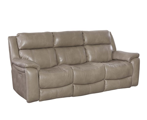 Southern Motion Colton Taupe Power Headrest Reclining Sofa STHN-331-61P-903-09