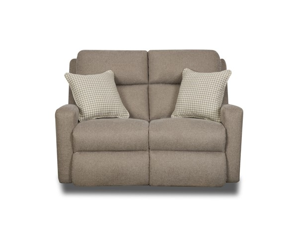 Southern Motion Metro Tan Power Reclining Loveseat STHN-714-21P-PIL-119-16-480-16