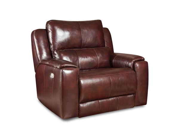 Southern Motion Dazzle Brown Power Recline and Headrest Chair STHN-88310P-90623