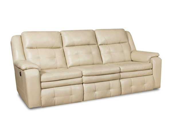 Southern Motion Inspire Cream Double Reclining Sofa STHN-85031-90619