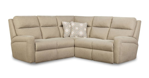 Southern Motion Metro Tan Wicker Power Reclining Sectional STHN-METRO-TAN-WKR-PWRREC-SEC