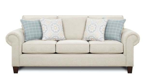 Southern Motion Bates Nickel Fabric Sofa STHN-3100-BATES-NICKLE