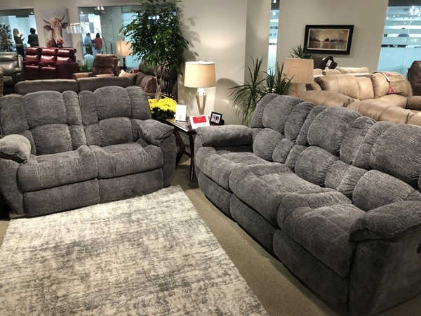 Southern Motion Weston Brown Power Reclining Sofa and Loveseat STHN-739-31P-21P-220-18