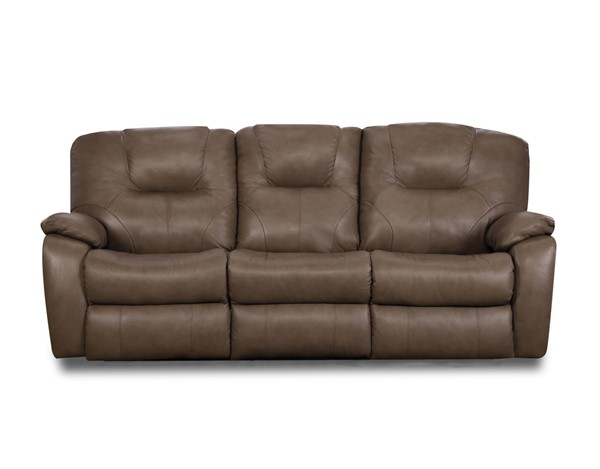 Southern Motion Avalon Taupe Power Reclining Sofa with USB STHN-838-31PLUS-936-17