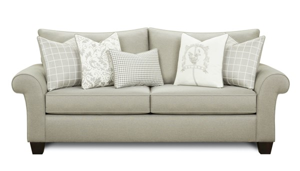 Southern Motion Cannonball Dove Fabric Sofa STHN-50-00-KP-CANNONBALL-DOVE